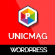 UnicMag - WordPress Magazine Theme - ThemeForest Item for Sale