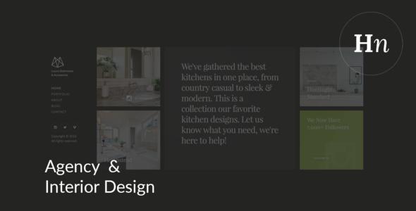 Hudson – Creative Responsive Retina-Ready HTML5