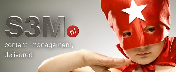 Content management delivered