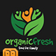 Organic Fresh - GraphicRiver Item for Sale
