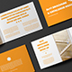 8x11 Horizontal Brochure / Catalogue Mock-Up - GraphicRiver Item for Sale