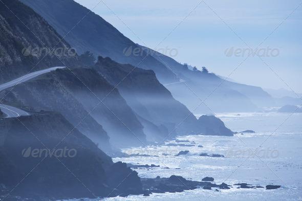 Sea coast - Stock Photo - Images