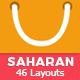 Saharan - Multipurpose Bootstrap eCommerce Template