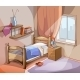 Bedroom Interior in Cartoon Style - GraphicRiver Item for Sale