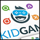 Kid Gamer Logo Template - GraphicRiver Item for Sale