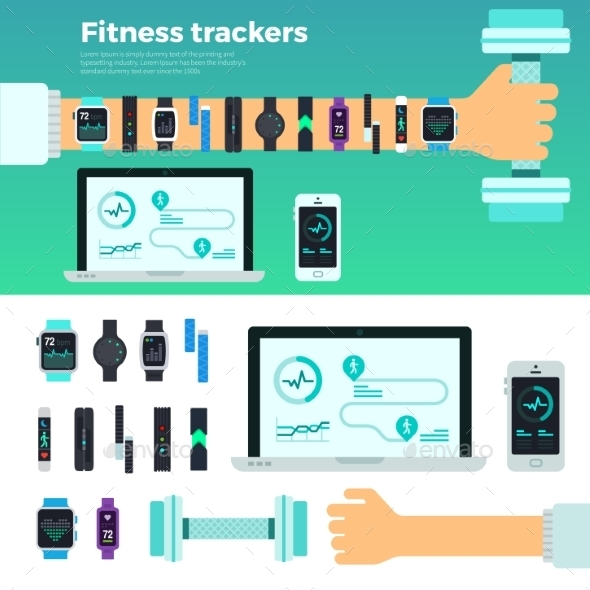 Fitness Trackers Virtual Coach Gadgets - Computers Technology
