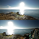 Spectacular Sun over the Sea (3 clips) - VideoHive Item for Sale