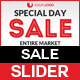 Sale Slider - GraphicRiver Item for Sale
