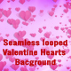 Valentine Hearts Background - VideoHive Item for Sale