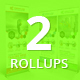 Bundle of 2 Business Rollup Banners - GraphicRiver Item for Sale