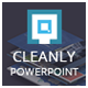 Cleanly Powerpoint Template - GraphicRiver Item for Sale