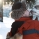 Man Kissing His Dog - VideoHive Item for Sale