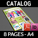 Kids Fashion Products Catalog Brochure Template - GraphicRiver Item for Sale