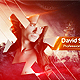 6 Abstract New Twitter Profile Header Backround Design - GraphicRiver Item for Sale