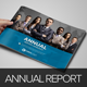 Annual Report Brochure Indesign Template 5  - GraphicRiver Item for Sale
