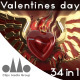 Valentines Day Element Pack - VideoHive Item for Sale