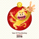 Chinese Monkey New Year - GraphicRiver Item for Sale