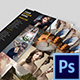 Photography Price List Marketing Flyer - GraphicRiver Item for Sale