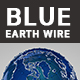 Blue earth wire - 3DOcean Item for Sale
