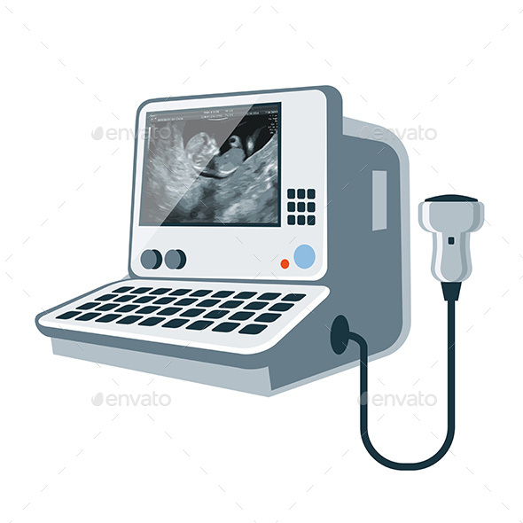 Medical Ultrasonic Diagnostic Machine - Computers Technology