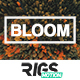 Bloom // Minimal Slideshow - VideoHive Item for Sale