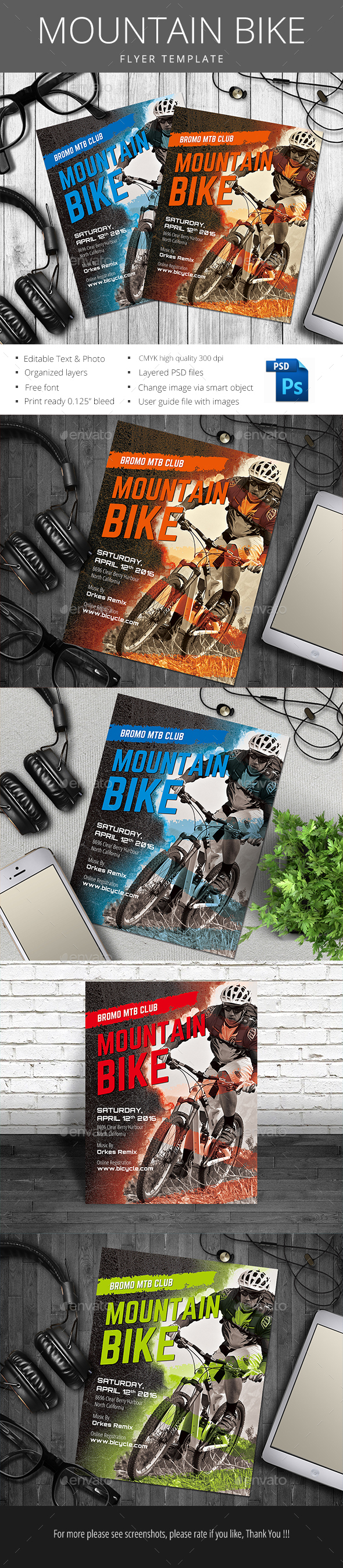 Mountain Bike - Sports Events