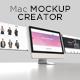Mac Mockup Creator - GraphicRiver Item for Sale