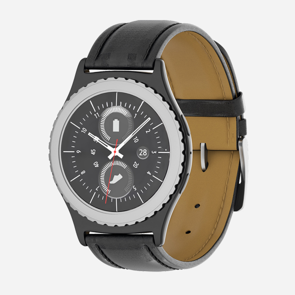 Samsung Gear S2 Classic - 3DOcean Item for Sale