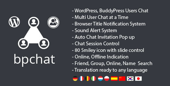 chat plugin for buddy press wordpress