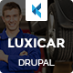 Luxicar Automotive & Business Drupal Theme