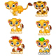 Lion Puppy - GraphicRiver Item for Sale
