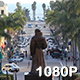 Junipero Serra Statue and Downtown Ventura - VideoHive Item for Sale