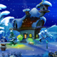 Magic Winter Night - VideoHive Item for Sale