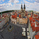 View of Prague, Old Town Square, Czech Republic - VideoHive Item for Sale