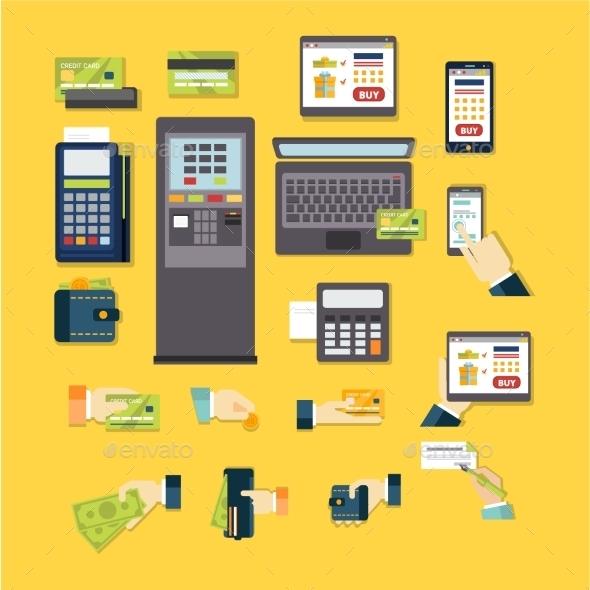 E-Commerce Set - Computers Technology