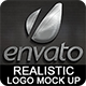 Photorealistic Logo Mock Ups Set 3 - GraphicRiver Item for Sale