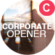 Corporate Opener Slideshow - VideoHive Item for Sale