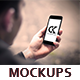 Four Pack Phone Mockups - GraphicRiver Item for Sale