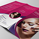 Beauty Salon Trifold Brochure - GraphicRiver Item for Sale