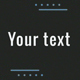 Your Text in Two Steps - VideoHive Item for Sale