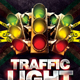 Traffic Light Flyer - GraphicRiver Item for Sale
