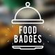 Food/Restaurant Badges - VideoHive Item for Sale
