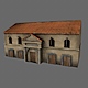 Roman Building - 3DOcean Item for Sale