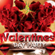 Valentine Day  Flyer 2016 - GraphicRiver Item for Sale