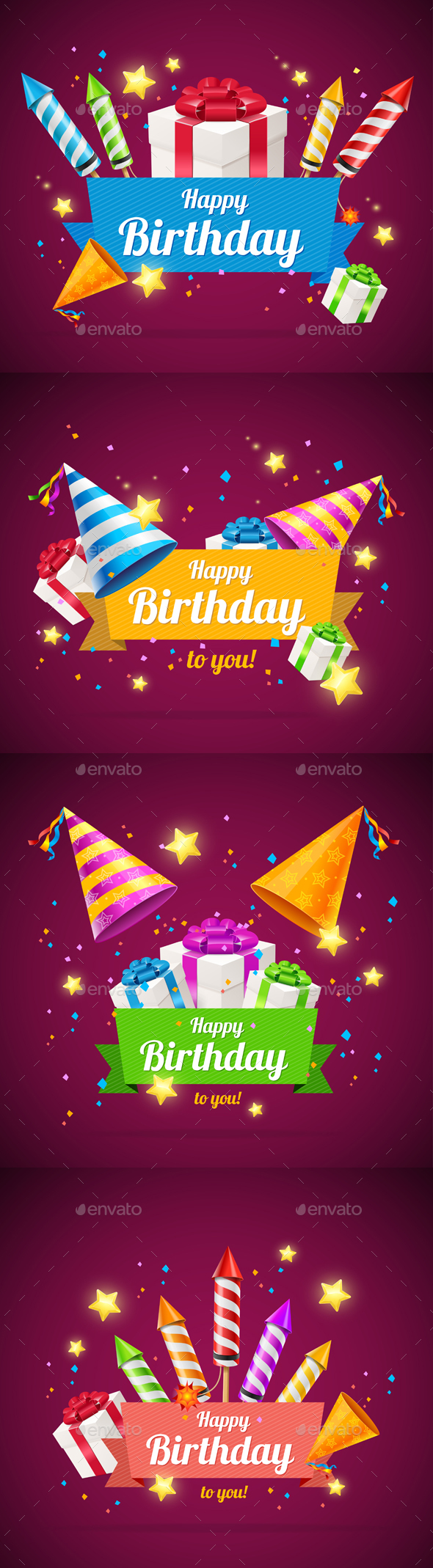 Birthday Card - Birthdays Seasons/Holidays