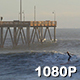 Surfer at Ventura Pier - VideoHive Item for Sale