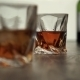 Pouring Whiskey In Two Glasses - VideoHive Item for Sale