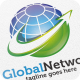 Global Network / Globe - Logo Template - GraphicRiver Item for Sale