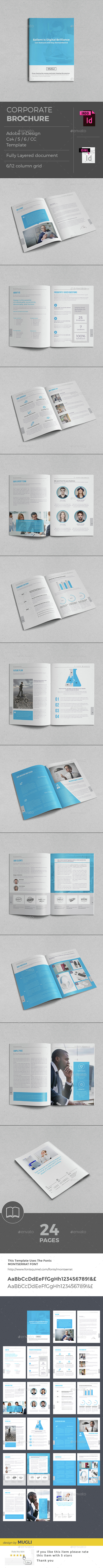 The Business Brochure - Corporate Brochures