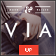 Via - Responsive Multi-Purpose WordPress Theme